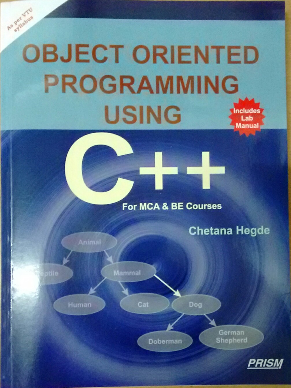 Notes for C++ | Chetana Hegde